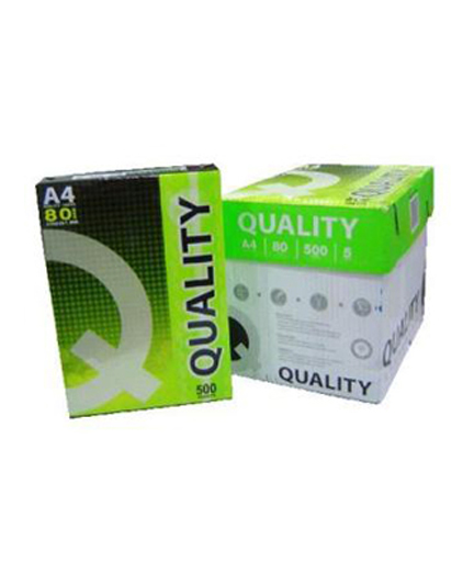 Quality Plus A4 Copy Paper - THANAKORN PAPER INDUSTRY CO